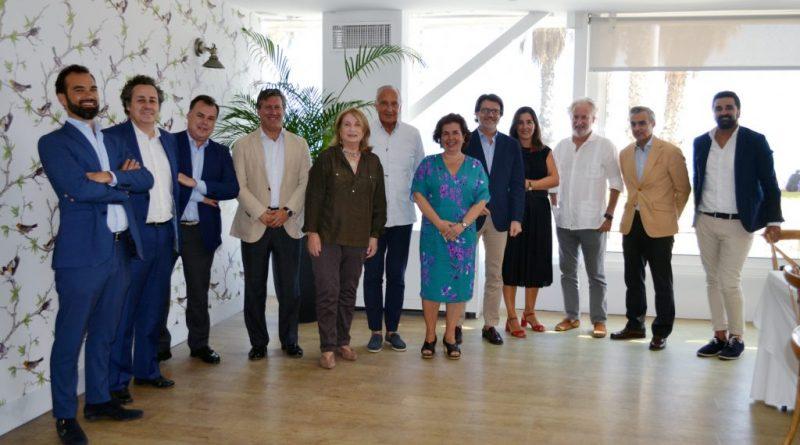 Reunión de expertos para analizar el sector inmobiliario, en una nueva edición del tradicional Almuerzo-Coloquio Ai