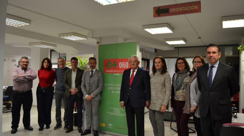 La Ventanilla Única Empresarial de la Cámara de Comercio de Sevilla crea 111 empresas en el primer semestre del año