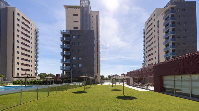Insur estrena nuevo piso piloto en la segunda fase del Residencial Pineda Parque, junto a la Palmera
