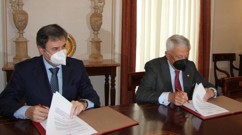 Endesa y Fundación Cámara de comercio firman un convenio para fomentar la digitalización del comercio de proximidad