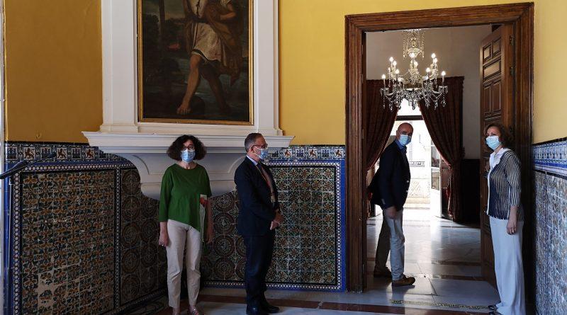 El Cuarto Real Alto del Real Alcázar de Sevilla reabre al público con 8 pases diarios