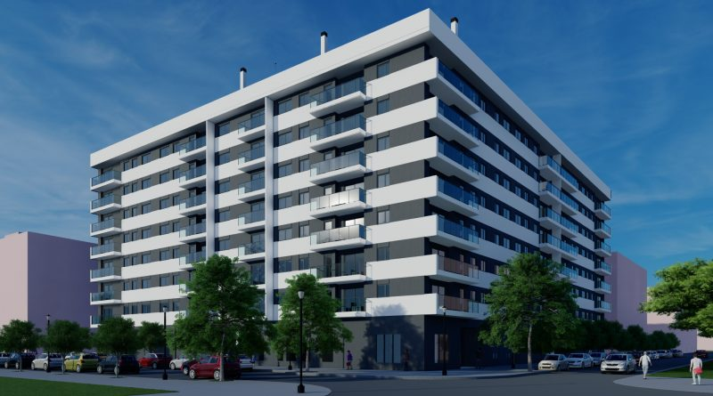 Comienza la construcción del primer proyecto Build to Rent en Valencia para la joint venture Grupo Lar – Primonial desarrollado por AEDAS Homes