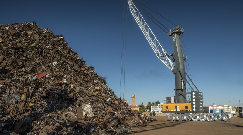 El Consejo de Administración de la Autoridad Portuaria de Sevilla aprueba la ampliación de la terminal de Carbón Puerto